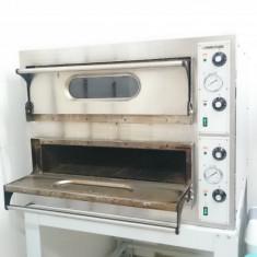 Cuptor pizza 6x6, profesional, Resto Italia, 380V