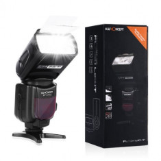 Flash Blitz K&F model KF570 II manual pentru Canon Nikon etc.