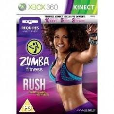 Zumba Fitness Rush - Kinect - XBOX 360 - SIGILAT - Jocuri Xbox 360, Simulatoare, 12+, Multiplayer