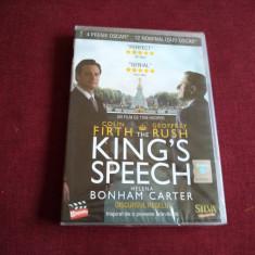 FILM DVD KING'S SPEECH - Film drama, Romana