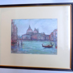 VENETIA - VALERIU PANTAZI - Pictor roman