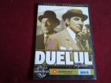FILM DVD  DUELUL SERGIU NICOLAESCU, Romana