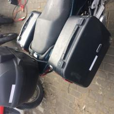 Set complet bagaje moto Topcase sidecase Yamaha - Coburi - genti laterale Moto