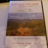 Das Salz der Erde- Wim Wanders, Juliano Salgado - dvd
