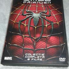 Spider-man ( Omul Paianjen ) Colectie completa 6 DVD subtitrat romana - Film Colectie sony pictures