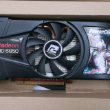 Placa video PowerColor Radeon HD6850 1GB DDR5 256-bit box