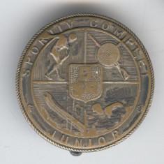 OSR - SPORTIV COMPLET JUNIOR - clasa a 2a - 1930s  - Insigna Romania Regala