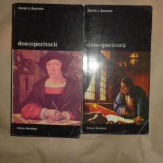 Descoperitorii - Daniel J. Boorstin - Istorie