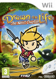 Drawn to life - The next chapter - Nintendo Wii [Second hand], Actiune, 3+, Multiplayer