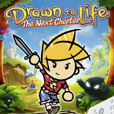 Drawn to life - The next chapter - Nintendo Wii [Second hand] - Jocuri WII, Actiune, 3+, Multiplayer