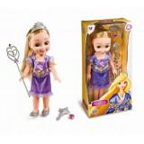 Papusa printesa Rapunzel Grandi Giochi