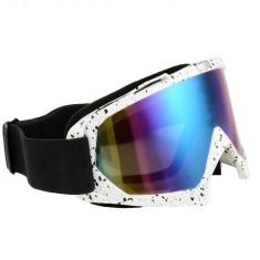 Ochelari unisex ski, snowboard si multe alte sporturi, lentila multicolora, O1AM - Ochelari ski