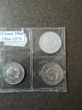 Monede Romania : 15 bani 1960 (RPR), 1966 (RSR) si 1975(RSR)
