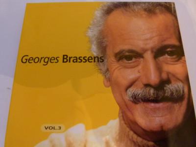 Georges Brassens -cd foto