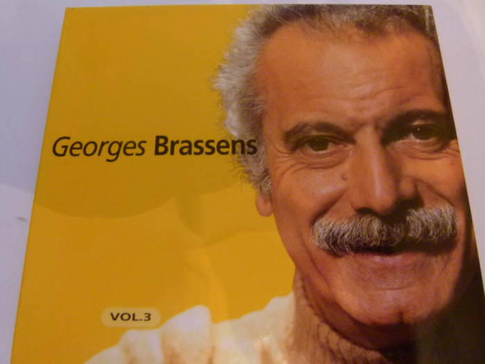 Georges Brassens -cd