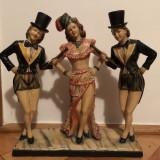 Grup statuar vechi,francez,dansatoare