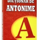 Dictionar de Antonime - DEX