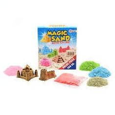 Set de joaca cu forme si nisip Kinetik, 450gr