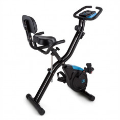 CAPITAL SPORTS Azura 2 X-Bike 3 kg iner?ie - Bicicleta fitness Capital Sports, Bicicleta ergometrica, Max. 100