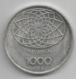 ITALIA 1000 1 000 LIRE 1970 ARGINT STARE EXCELENTA, Europa