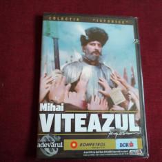 FILM DVD MIHAI VITEAZUL - Film actiune, Romana