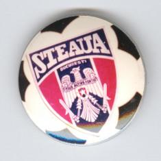FOTBAL CLUB STEAUA BUCURESTI - Insigna 3.5 cm