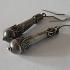 Cercei argint vintage -2762
