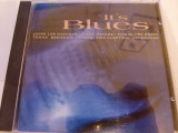 It's blues - cd, virgin records