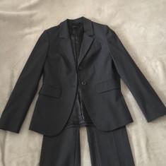 Costum dama, Marime: S/M, Culoare: Negru