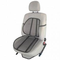 Husa scaun auto cu suport lombar sezut si spatar RoGroup