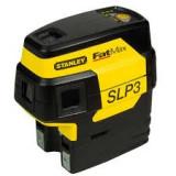 Set nivela laser cu 3 puncte FatMax SLP3 si trepied STANLEY