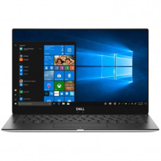 Laptop Dell XPS 13 9370 13.3 inch UHD Intel Core i5-8250U 8GB DDR3 256GB SSD FPR Windows 10 Pro Silver 3Yr NBD