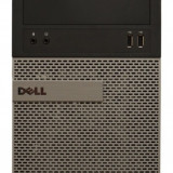 Calculator Dell Optiplex 390 Tower, Intel Core i3 Gen 2 2120 3.3 GHz, 4 GB DDR3, 320 GB HDD SATA, DVDRW, Windows 10 Home, 3 Ani Garantie - Sisteme desktop fara monitor