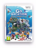 Go Vacation - Nintendo Wii [Second hand], Board games, 3+, Multiplayer