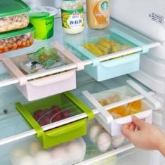 Set 2 Cutii de depozitare pentru frigider tip sertar - Cutie depozitare