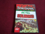DVD STALINGRAD WORLD WAR II JOC FULL