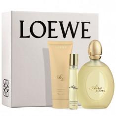 Loewe Aire De Loewe Eau De Toilette Spray 100ml Set 3 Pieces 2017 - Set parfum