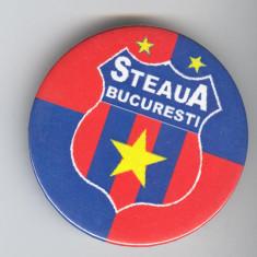 FOTBAL CLUB STEAUA BUCURESTI - Insigna 5.5 cm