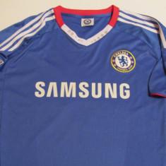 Tricou fotbal CHELSEA LONDRA ( nr.9 jucatorul TORRES) - Tricou echipa fotbal, Marime: M, Culoare: Din imagine, De club, Maneca scurta