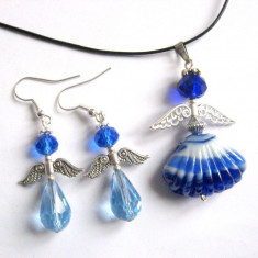 Set ingerasi 30338 - Set bijuterii handmade si fashion