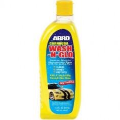 Sampon cu ceara Abro 510 ml - Sampon Auto