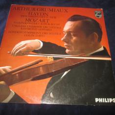 Arthur Grumiaux -Haydn.Violin Concerto/Mozart.Violin Concerto_LP_Philips(Olanda) - Muzica Clasica Philips, VINIL
