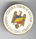 FEDERATIA ROMANA DE ATLETISM - Insigna SUPERBA