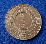 Medalie Medicina - Uniunea medicala balcanica