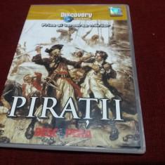 DVD DISCOVERY PIRATII - Film documentare, Romana