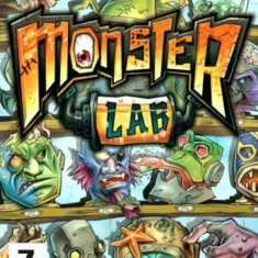 Monster Lab  - Nintendo Wii [Second hand] fm, Actiune, Toate varstele, Multiplayer
