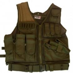 Vesta tactica verde Swiss Arms - Echipament Airsoft