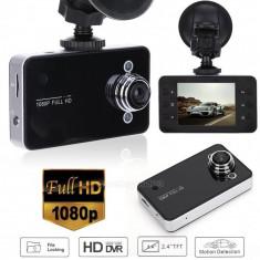 Camera Auto DVR HD 1080P / NOU / G Senzor / Night Vision / Set complet - Camera video auto