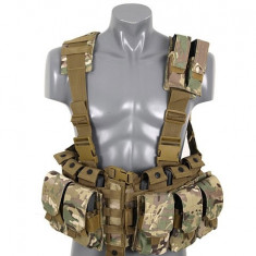 Vesta tactica ham 8Fields Multicamo - Echipament Airsoft