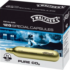 Capsula CO2 12g Walther - Gaz Airsoft